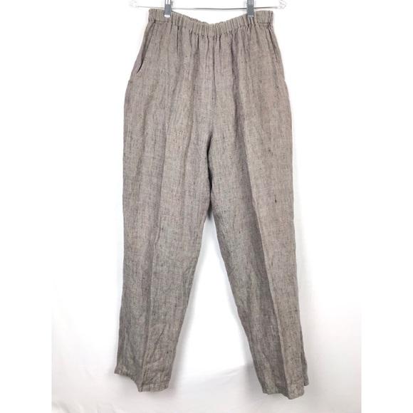 0dbaa6f154 Flax Pants | 100 Linen | Poshmark
